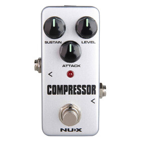 Nux FCP2 Compressor Mini Guitar Effects Pedal