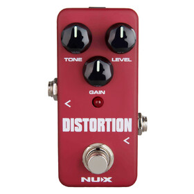 Nux FDS2 Distortion Mini Guitar Effects Pedal