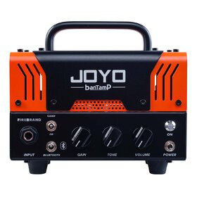 Joyo Bantamp Firebrand 20 Watts Modern High Gain Tube Amp Head