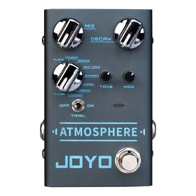 Joyo R14 Revolution Series Atmosphere Reverb Effects Pedal