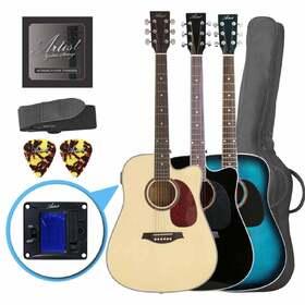 Artist LSP Beginner Acoustic Guitar Pack