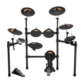 NuX DM4 Electric 9 Piece Electronic Drum Kit