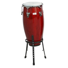 Customer Returned ARTIST CG11 RED CONGA DRUM - 11 INCH