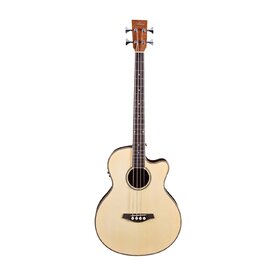 Customer Returned Artist ABJ60CEQ Acoustic Electric Bass with Cutaway and EQ
