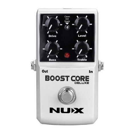Nux Boost Core Deluxe Guitar Pedal