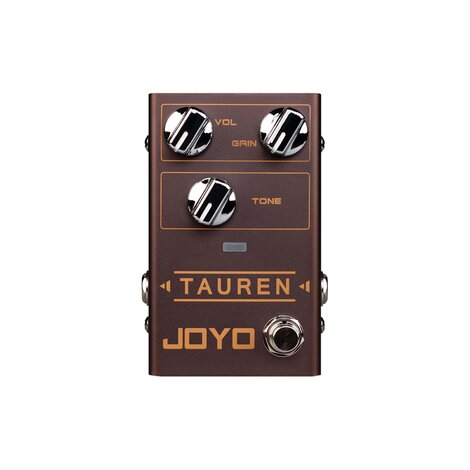 Joyo R01 Revolution Series Tauren Overdrive Guitar Effects Pedal