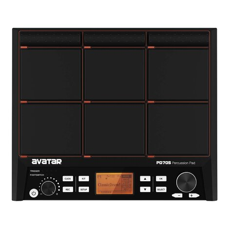 Avatar PD705 Electronic Percussion Pad