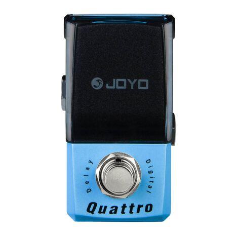Joyo JF318 Quattro 4-Mode Digital Delay Mini Effect Pedal