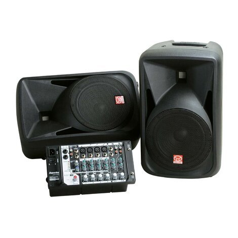 Superlux SP108 300W Compact Portable PA System